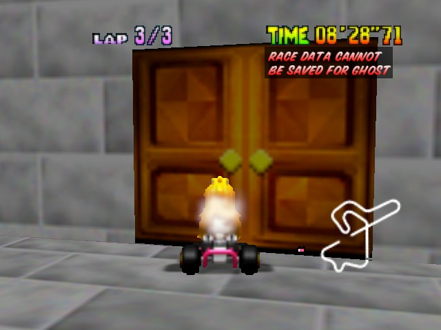 Mario Kart 64 - LET ME IN! - User Screenshot
